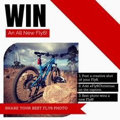 Who wants a new #Fly6 this #Christmas? Join our Post&Win contest! Simply post your most creative Fly6 shot and the best one gets a new Fly6. Don't forget to add #Fly6Christmas on your photo caption. Contest ends 14 Dec. Goodluck! **Credits to @darrensmith1971 for allowing us to use his amazing photo.