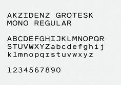 searchsystem: Hubert & Fischer / AGM / Typeface / 2014 http://ift.tt/2uYYV2o