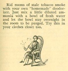 Rid your home of smells.