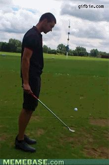 internet memes - You know just golfing like a boss