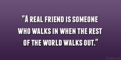 real friend 26 Amusing and Funny Quotes About Friendship