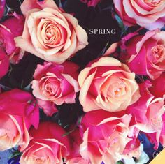 Smelling the roses this #spring!