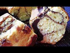 Cocina con Mari: Bizcocho de nata con relleno de chocolate