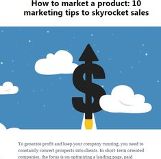 To generate profit and keep your company running, you need to constantly convert prospects into clients. In short-term oriented companies, the focus is on optimizing a landing page, paid . Content Marketing, Landing, Tips, Blog, Advice, Blogging, Hacks