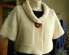 Diy Crafts - Nimbus by Berroco - Free Pattern using Peruvia Quick Knit Vest Pattern, Sweater Knitting Patterns, Free Knitting, Baby Knitting, Knitting Needles, Vintage Knitting, Crochet Patterns, Cardigan Design, Knit Fashion