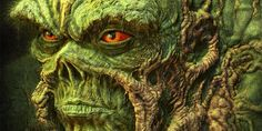 Vincenzo Natali Says No Swamp Thing Movie Anytime Soon Comic Character, Character Design, Interactive Fiction, Swamp Creature, Forest Creatures, Dc Comics Characters, Comic Art, Pop Culture