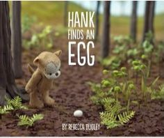 Peter Pauper Press will expand its reach into the children's market in May, when it releases its first hardcover picture book, Hank Finds an Egg by Rebecca Dudley. Wordless Picture Books, Wordless Book, Children's Picture Books, Book Of Life, The Book, Egg Pictures, Book Reviews For Kids, Teaching Social Skills, Teaching Tools