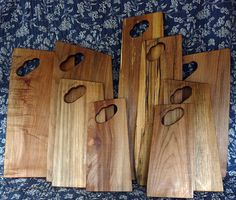 lookit all the cutting boards!