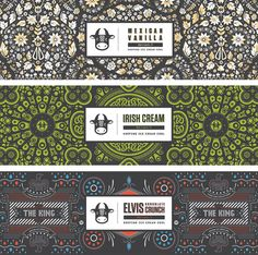 Ice cream packaging design 6 20 Cool & Creative Food Packaging Design Assemblage For Inspiration