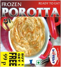 Lovely food products - Porotta