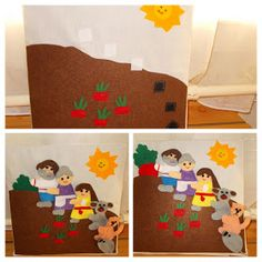 Felt Board Stories, Nursery School, Montessori, Puppets, Diy And Crafts, Kindergarten, Workshop, Kids Rugs, Education