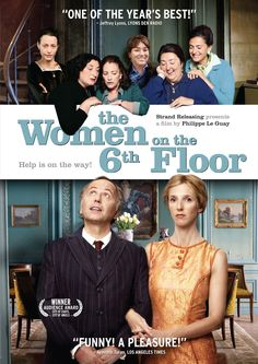 Rent The Women on the Floor starring Fabrice Luchini and Sandrine Kiberlain on DVD and Blu-ray. Get unlimited DVD Movies & TV Shows delivered to your door with no late fees, ever. Film Movie, May Movie, Movie List, Movie Info, Cinema Movies, Beau Film, Movies And Series, Movies And Tv Shows, French Movies
