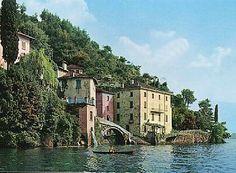 Lake Como Apartment, Nesso, Italy
