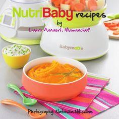 Recipe book - Nutribaby Babymoov by Babymoov, via Slideshare