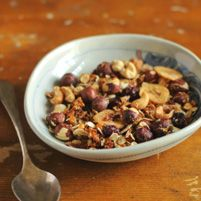 Overnight Muesli With Apricots & Pecans - Dr. Weil's Healthy KItchen