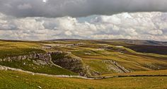 Limestone of Malham Dale Yorkshire by dmass, via Flickr