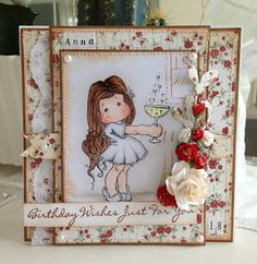 ❤ ❤ Card by Marzia Fappani