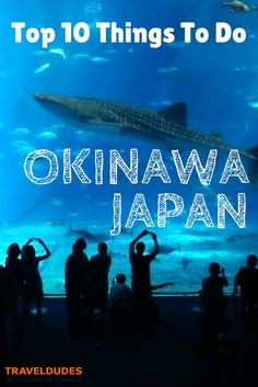 Top 10 Things To Do on Okinawa Main Island, Japan Travel Dudes Social Travel Community: Places To Travel, Travel Destinations, Places To Go, Vacation Places, Japan Travel Tips, Asia Travel, Okinawa Japan, Japan Trip, Kyoto Japan