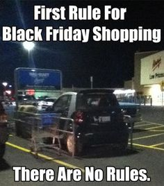 Educate Yourself on This Illustrious American Holiday With These Black Friday Memes