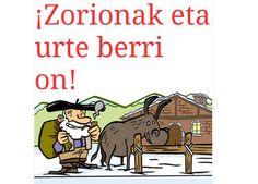 """""""Olentzeroren gutuna"""", una aplicación para que tu carta al Olentzero no se pierda en el correo"""