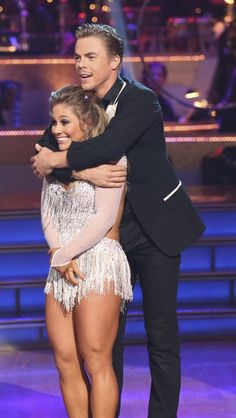 Dancing With The Stars   Photos   Week 10 Shawn and Derek