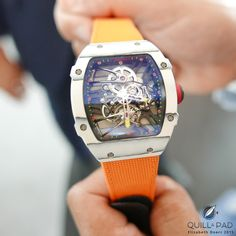 Richard Mille RM 27-02 RN for Rafael Nadal