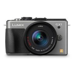 Panasonic Lumix DMC-GX1K 16 MP Micro 4/3 Mirrorless Digital Camera with 3-Inch LCD Touch Screen and 14-42mm Zoom...