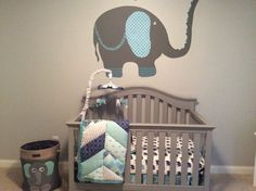 Brecken S Elephant Nursery