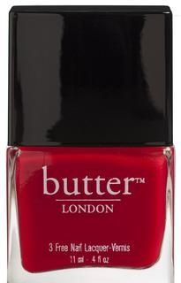 @butterlondon Come to Bed Red - My Favorite Things #Giveaway December 1-7 2012- Enter Now!!!