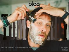 BLAG is 20 Tom Hardy Register your interest here20@WeAreBLAG.com Photography: Sarah J. Edwards Shot on location at Belgraves, A Thompson Hotel