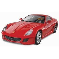 Revell Ferrari 599 GTO Plastic Model Kit - Hobbies