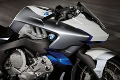 BMW's gorgeous Concept 6 is the first public showcase of an engine design nobody saw coming: a 1600cc, grunt-tastic inline six that the Bavarians promise will grace a whole range of new bikes in the near future.
