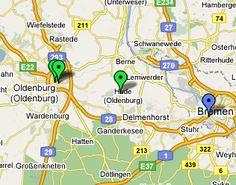 Handarbeitsgeschäfte in Deutschland, Österreich und der Schweiz