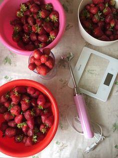 Automata, Strawberry, Fruit, Kitchen, Food, Cuisine, Meal, The Fruit, Eten