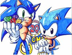 20th Sonic Anniversary again..