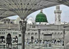I Am The Messenger, Medina Mosque, Islamic Quotes Wallpaper, Madina, Prophet Muhammad, Saudi Arabia, Islamic Art, Quran, Taj Mahal