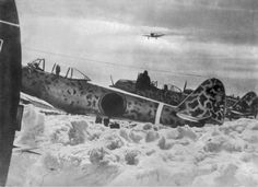 Nakajima Ki-43 'Oscar', 54th Sentai, Kitanodai, Kuril Islands 1943