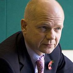William Hague rejects change of direction on equal marriage to tackle UKIP threat