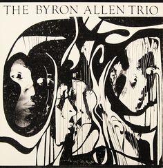 The Byron Allen Trio, 1965 Design: Howard Bernstein
