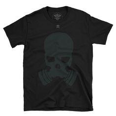 toxicskull II. Bad To The Bone, Skull, Mens Tops, Skulls, Sugar Skull