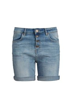 Lysblå 2ND One Lea Denim Shorts