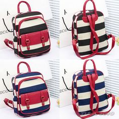 Details about Korean Fashion Traveling Simple Style Backpacks ...