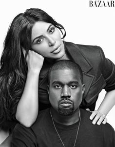 Peruse the most talked about interview now on the internet of Kim and Kanye:
