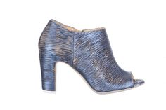 blue ankle boots - fiorifrancesi