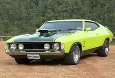 Hi, I'm Alex, I live in Brisbane on the east coast of Australia, and I love muscle cars, well. Australian Muscle Cars, Aussie Muscle Cars, American Muscle Cars, Ford Motor Company, Big Girl Toys, Ford Torino, Ford Classic Cars, Ford Falcon, Hot Cars