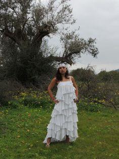 Novia Ibicenca bohhoo Tony Bonet  100%Ibiza Ibiza, Formal Dresses, Fashion, Boyfriends, Style, Dresses For Formal, Moda, Formal Gowns, Fashion Styles