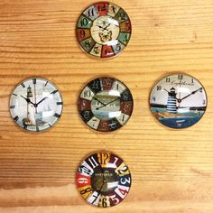 Cool antique clock cabochons new in the store! ! #beadkreative #vintage #beadshop #jewelrymaking #unionsquareMA #CambMA #Somerville #boston #etsyboston #etsy #handmade #glassdome #clock #jewelry #bostonblogger #jewelryblog by beadkreative December 21 2015 at 03:24PM