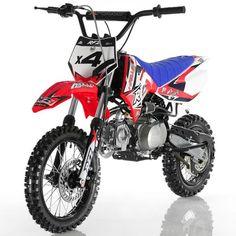 Apollo DB-X4 Dirt Bike