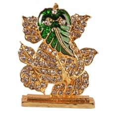 Get 20% OFF #GreenLeafGaneshji at Puja Shoppe.The Green Leaf Ganesh ji is beautifully handcrafted and perfectly finished divine item.