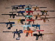 Gun-Tracing Information: Lock, Stock, and Barrel - Gun Control, Paintball guns, background checks, gun registration